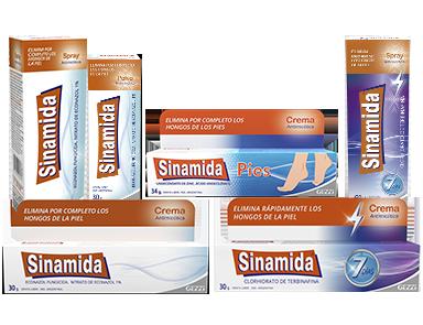 Envase Sinamida