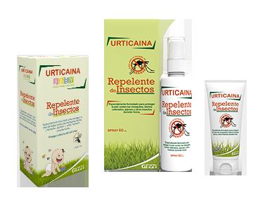 Envase Urticaina