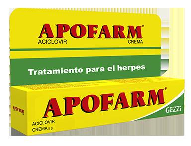 Envase Apofarm