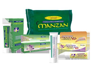 Envase Manzan