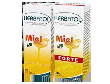 Envase Herbatol Miel